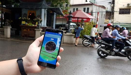 Game VR như Pokemon Go sẽ bùng nổ thời 4G