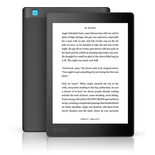 Kobo ra máy đọc sách dùng màn hình 7.8 inch