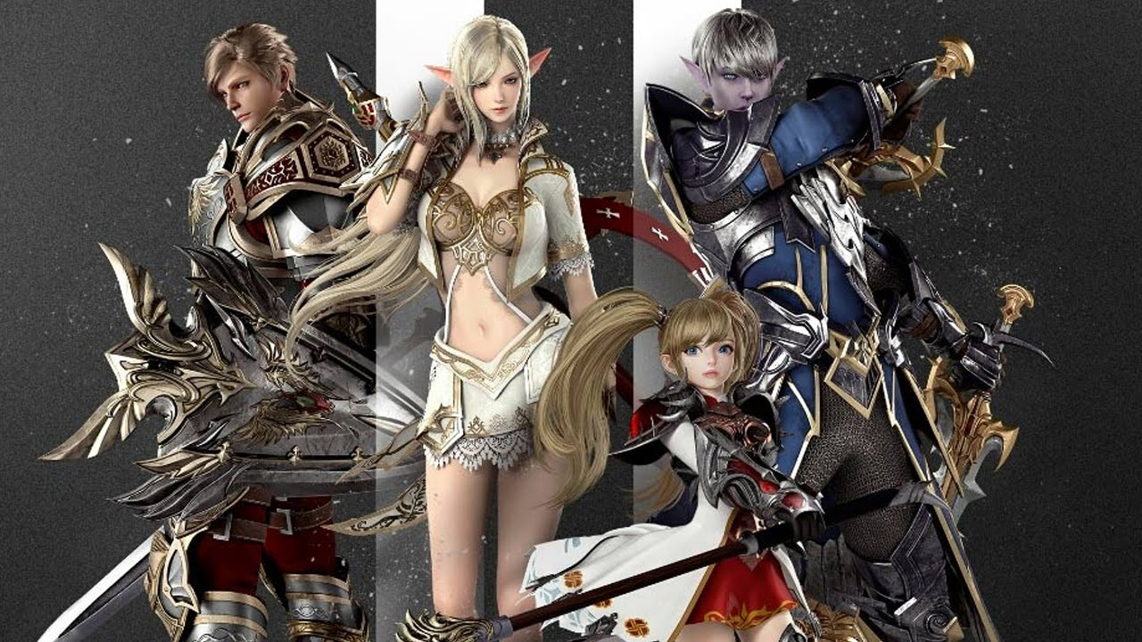 lineage 2 - Lineage II trở lại, lợi hại hơn xưa