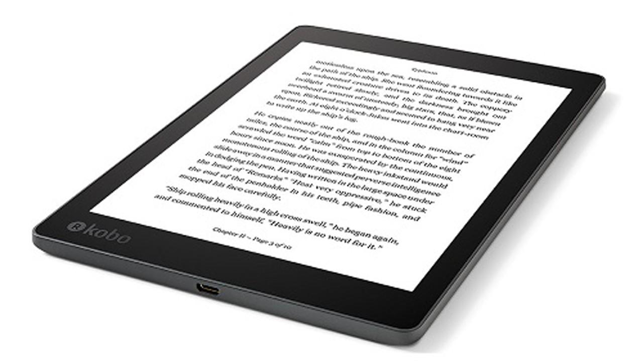 may doc sach kobo - Kobo ra máy đọc sách dùng màn hình 7.8 inch