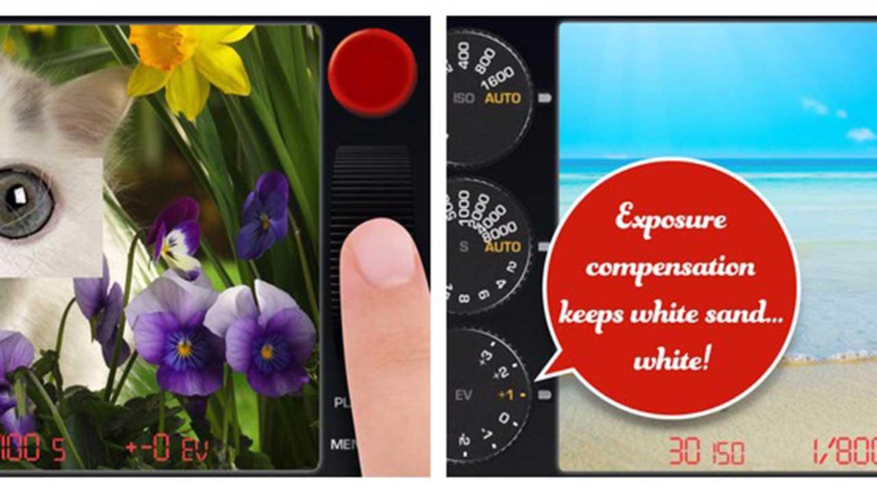 red dot camera featured - Miễn phí ứng dụng chụp ảnh giao diện Leica trị giá 1,99USD