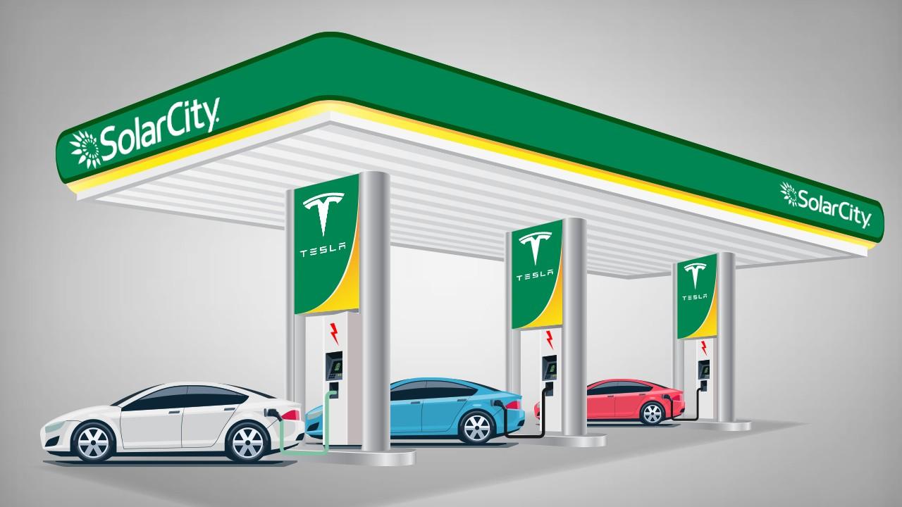 solarcity - Top 5 phát minh của Tesla bên cạnh xe hơi chạy điện