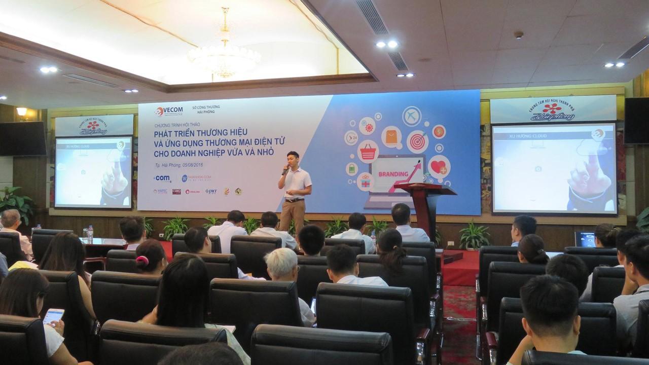 ten mien .com  - Xây dựng thương hiệu và phát triển thương mại điện tử DN tại Việt Nam