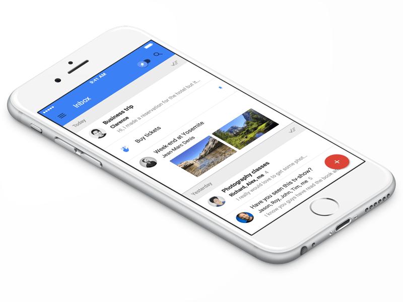 Top 12 ứng dụng check mail trên iOS