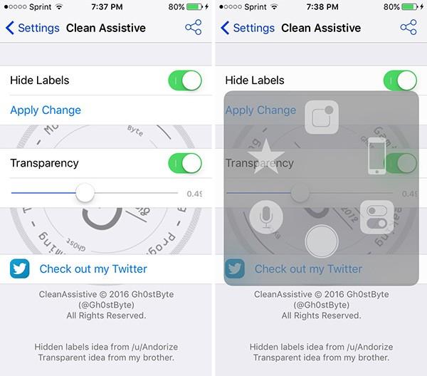 Top những tweak mới nhất trong tuần dành cho thiết bị iOS đã jailbreak