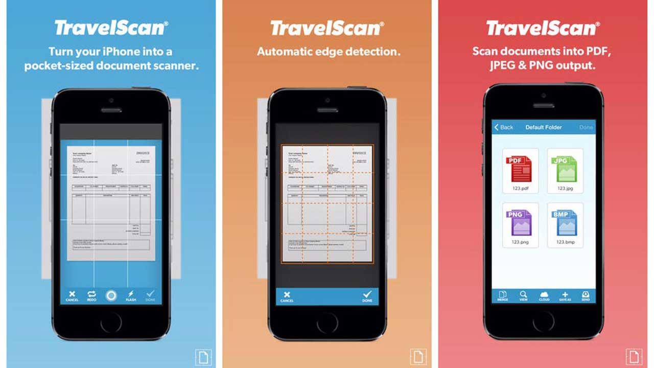 travelscan featured - Hướng dẫn scan tài liệu lưu vào iPhone