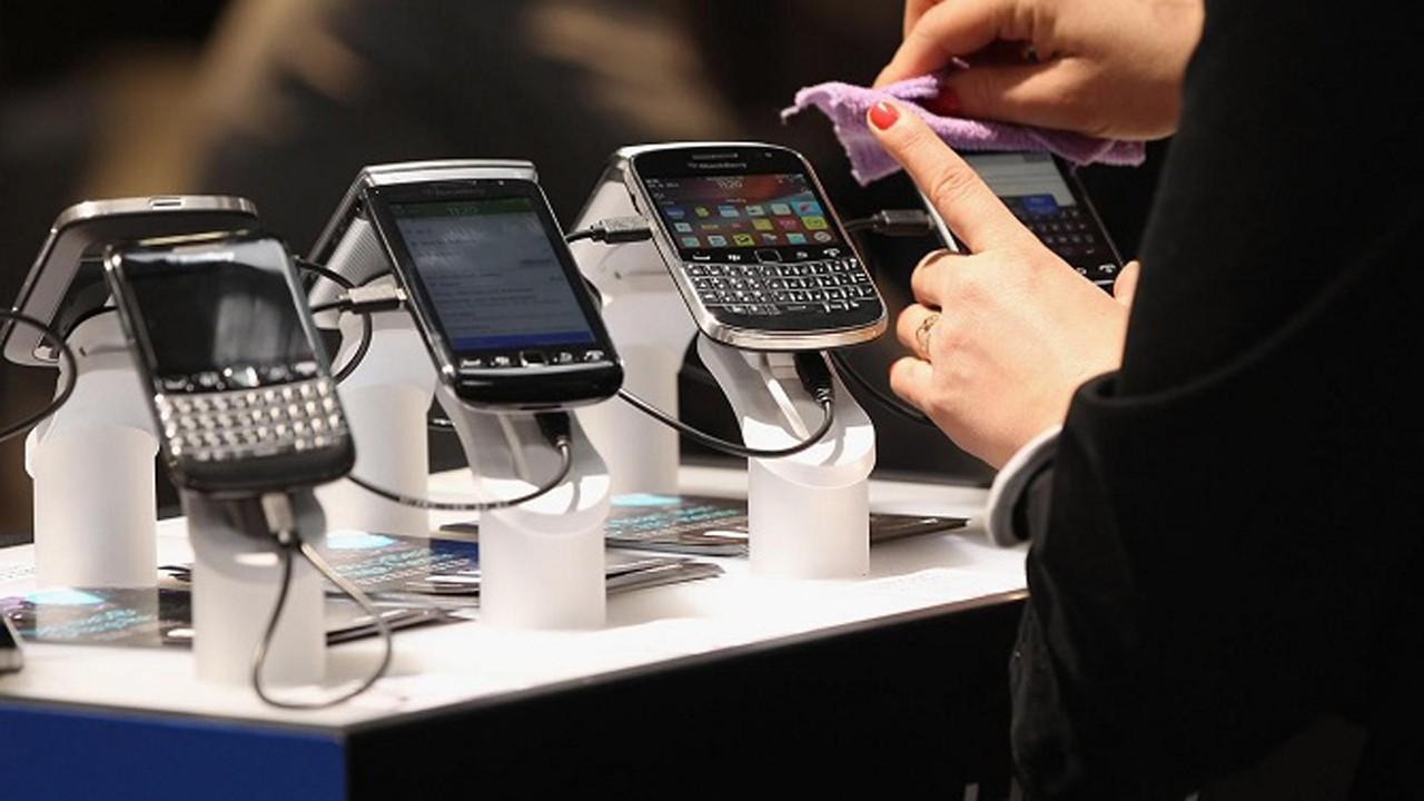 BlackBerry dong cua mang phan cung - BlackBerry chính thức đóng cửa mảng phần cứng