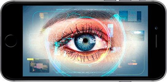 Apple sẽ trang bị bảo mật mống mắt cho iPhone vào năm sau