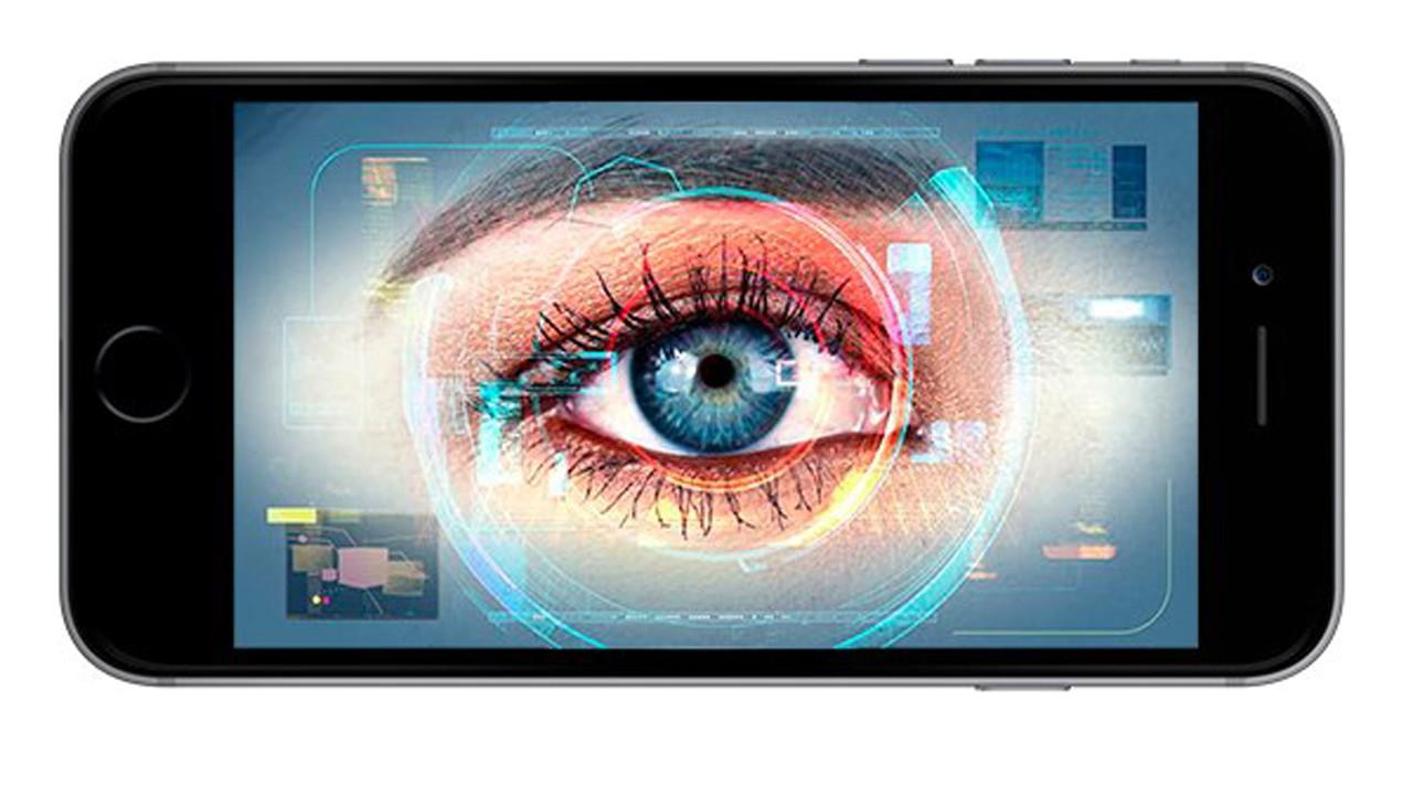 bao mat mong mat apple iphone - Apple sẽ trang bị bảo mật mống mắt cho iPhone vào năm sau