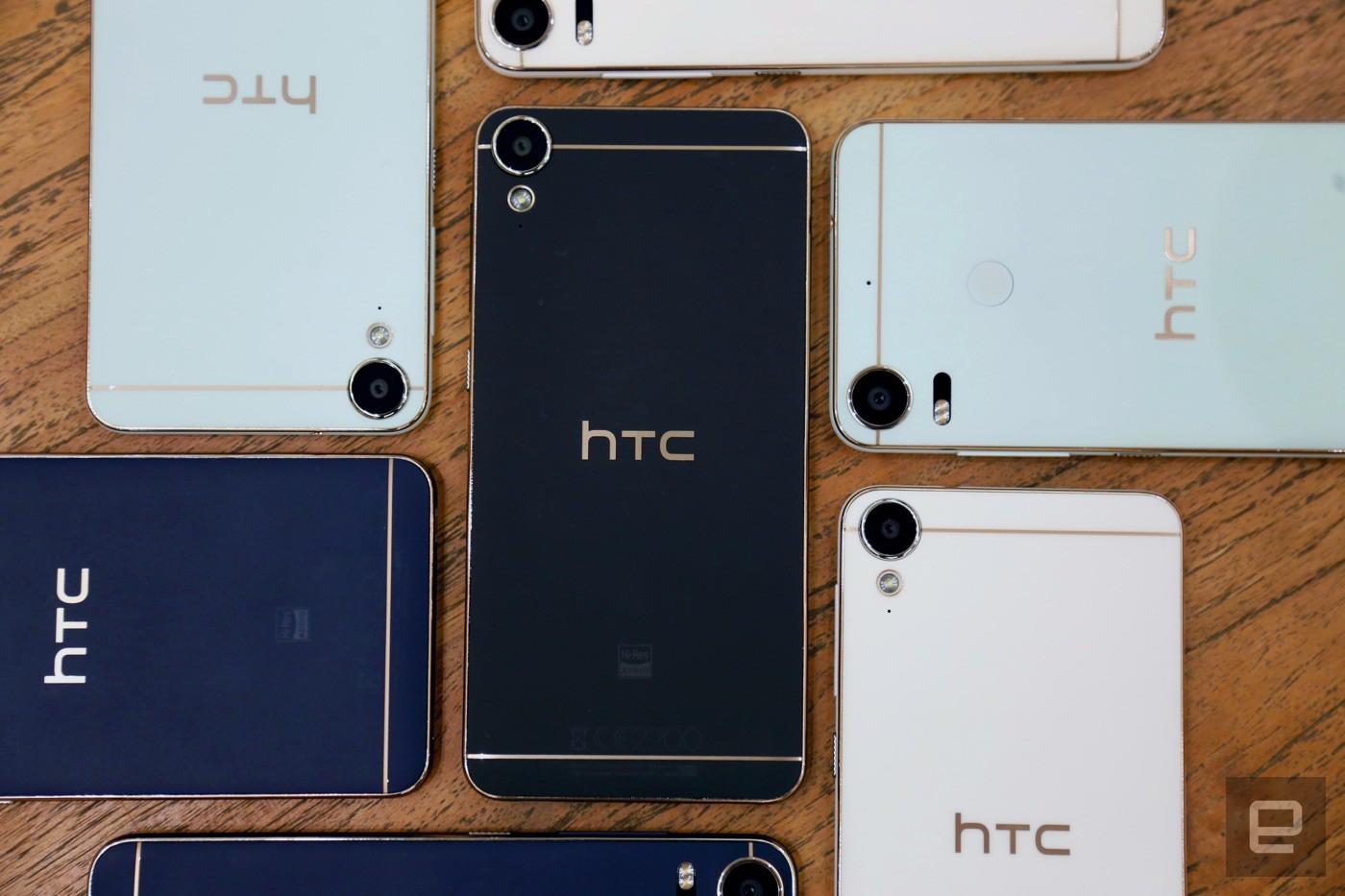 desire10 04 - Smartphone tầm trung HTC Desire 10 ra mắt