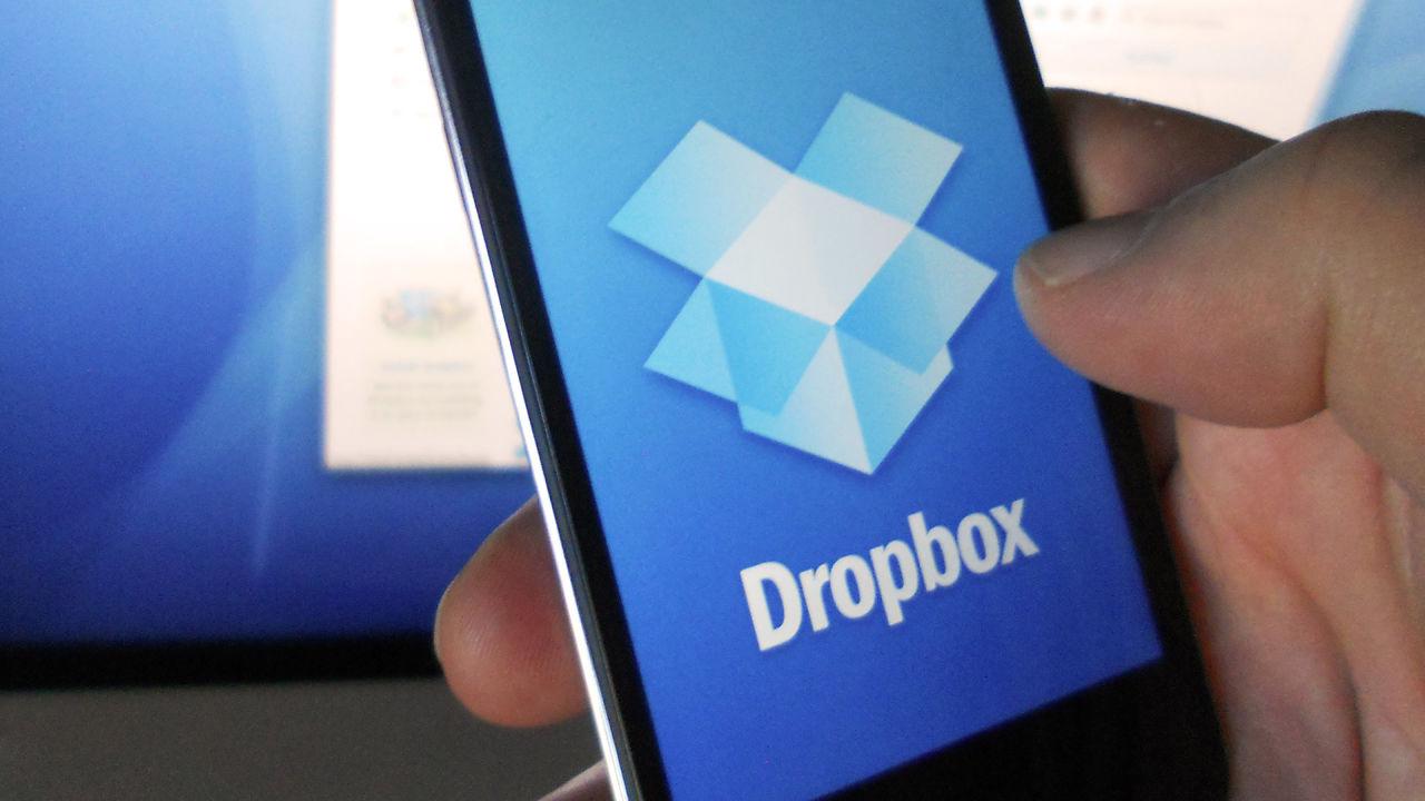 dropbox featured - Cubes - Quản lý dữ liệu online tiện lợi trên iPhone