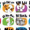 facebook sticker featured 100x100 - Hướng dẫn dùng sticker tiếng Việt trong Facebook Messenger