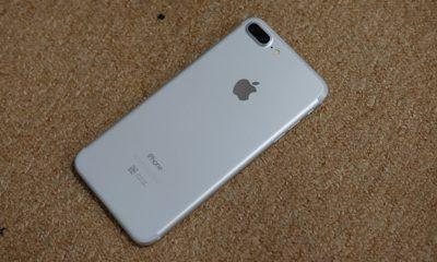 iphone 7 mau xam 400x240 - iPhone 7 Plus màu bạc, màu đen nhám đã về Việt Nam