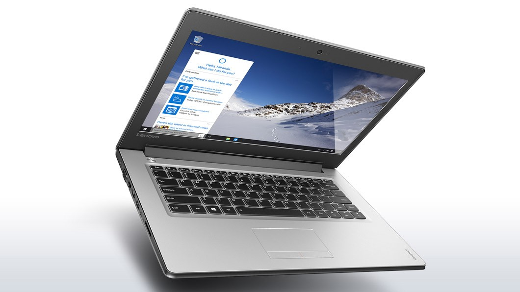 lenovo laptop ideapad 310 14 front windows 4 - Lenovo ra mắt laptop IdeaPad 310 mới