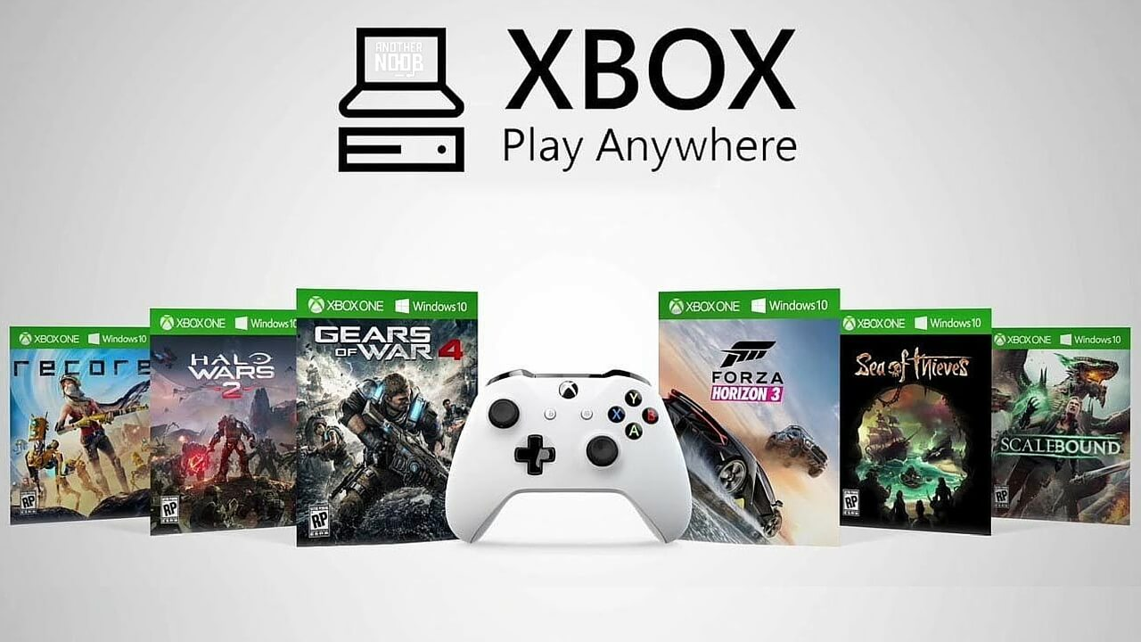 xbox play anywhere featured - Xbox Play Anywhere: Những điều bạn cần biết