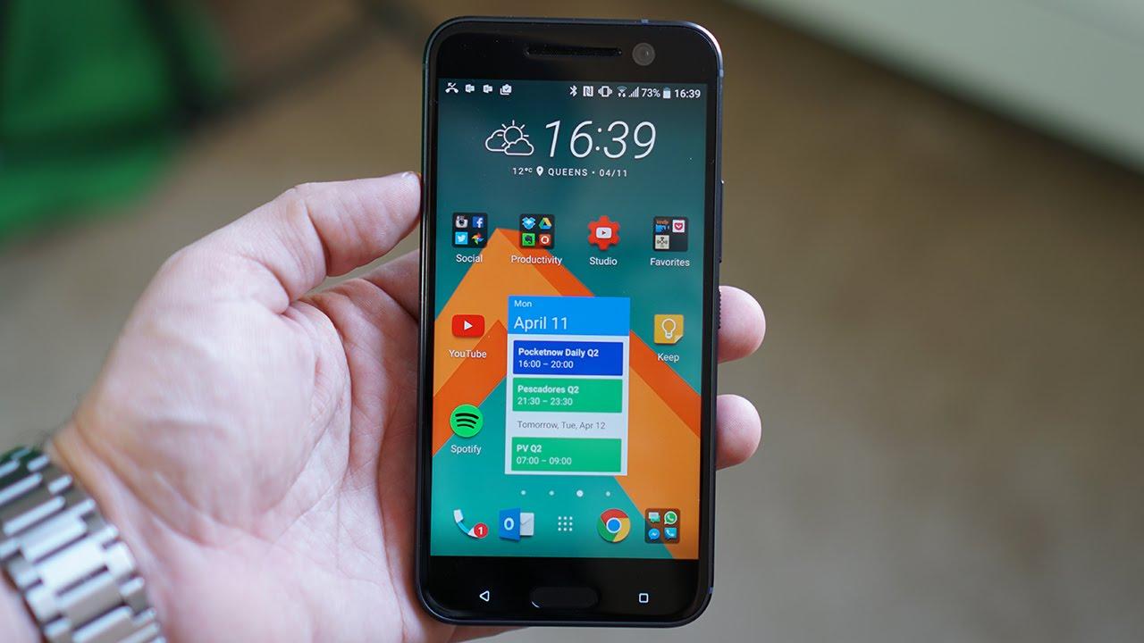 9 dien thoai android tot nhat 2016 htc 10 - Tổng hợp 8 ứng dụng hay và miễn phí trên Android ngày 1.11.2016