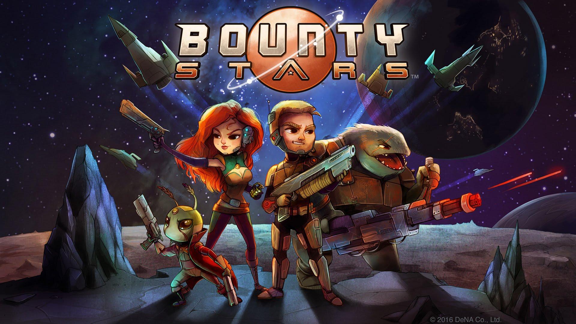bounty stars - Tổng hợp 5 game hay miễn phí trên di động ngày 14.10