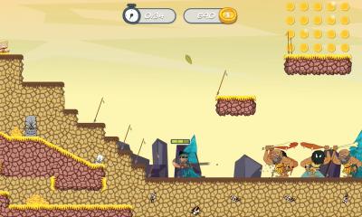commander cool 2 featured 400x240 - Tổng hợp game mobile hấp dẫn hỗ trợ chơi 2 người (phần 4)