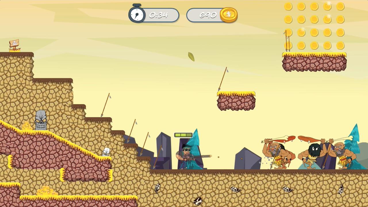 commander cool 2 featured - Tổng hợp game mobile hấp dẫn hỗ trợ chơi 2 người (phần 4)