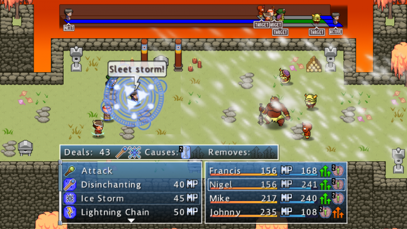 doom and destiny ios 800x450 - Tổng hợp game mobile hấp dẫn hỗ trợ chơi 2 người (phần 5)