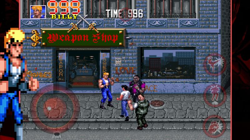double dragon trilogy ios 800x450 - Tổng hợp game mobile hấp dẫn hỗ trợ chơi 2 người (phần 1)