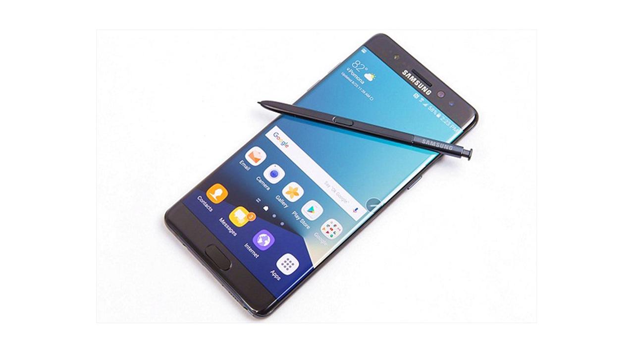 galaxy note 7 samsung dung ban - Samsung Galaxy Note 7: Của tin còn một chút này