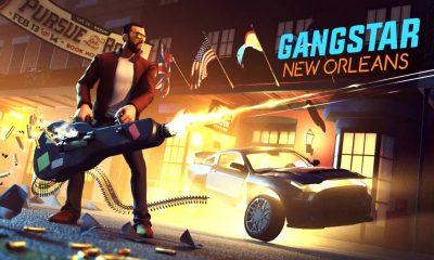 gangstar new orleans mobile 400x240 - Các trò chơi hot sắp ra mắt trên iPhone