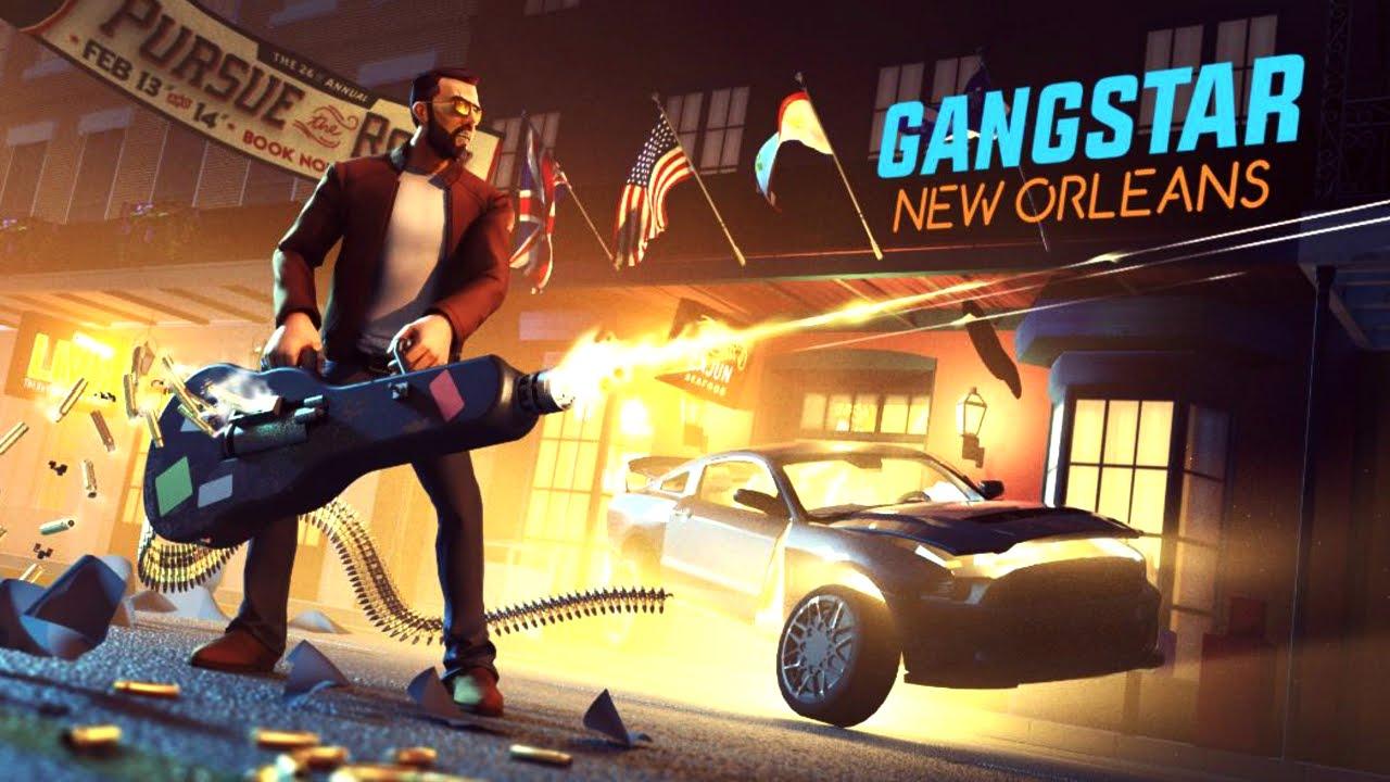 gangstar new orleans mobile - Chia sẻ tài khoản tải Gangstar New Orleans cho iOS chơi trước mọi người