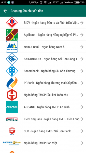image009 1 338x600 - Top 5 ứng dụng Android hỗ trợ thanh toán trực tuyến