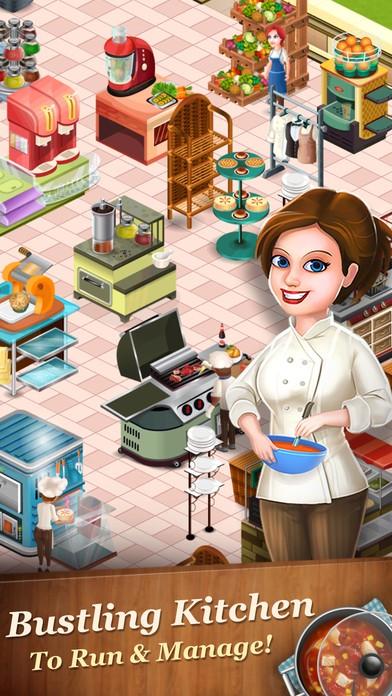 star chef - Tổng hợp game hay miễn phí trên di động ngày 9.10
