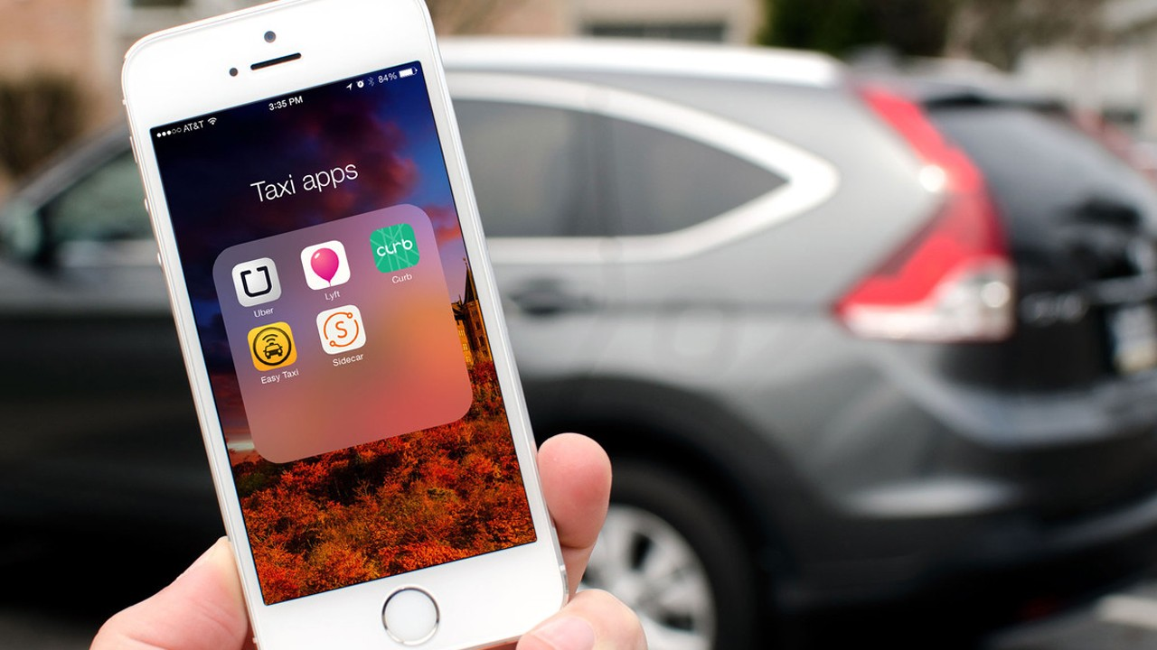 taxi apps iphone best apps screens - Top 3 ứng dụng gọi taxi trên iOS