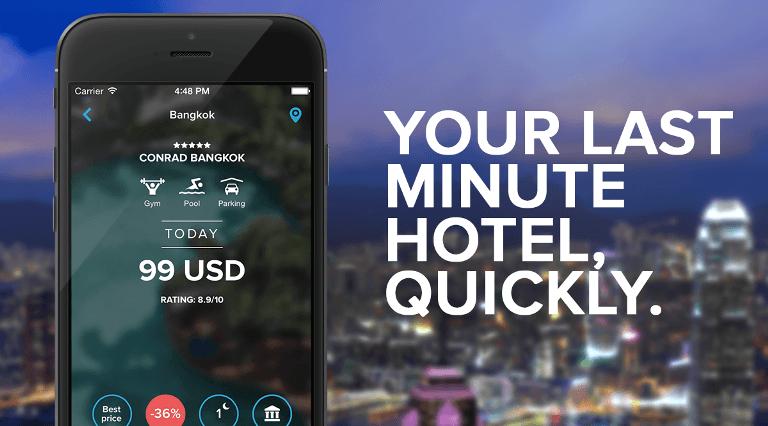 Top 4 ứng dụng đặt khách sạn giá rẻ trên iOS