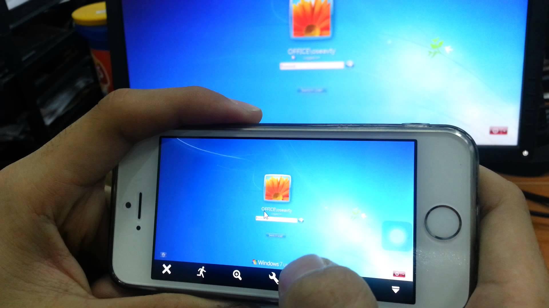8 ứng dụng iOS giúp bạn điều khiển máy tính từ xa 1