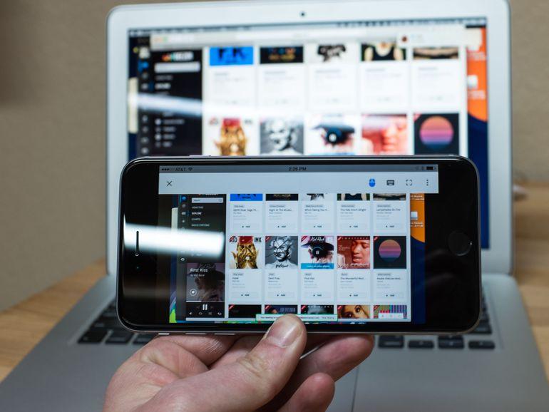 8 ứng dụng iOS giúp bạn điều khiển máy tính từ xa 4