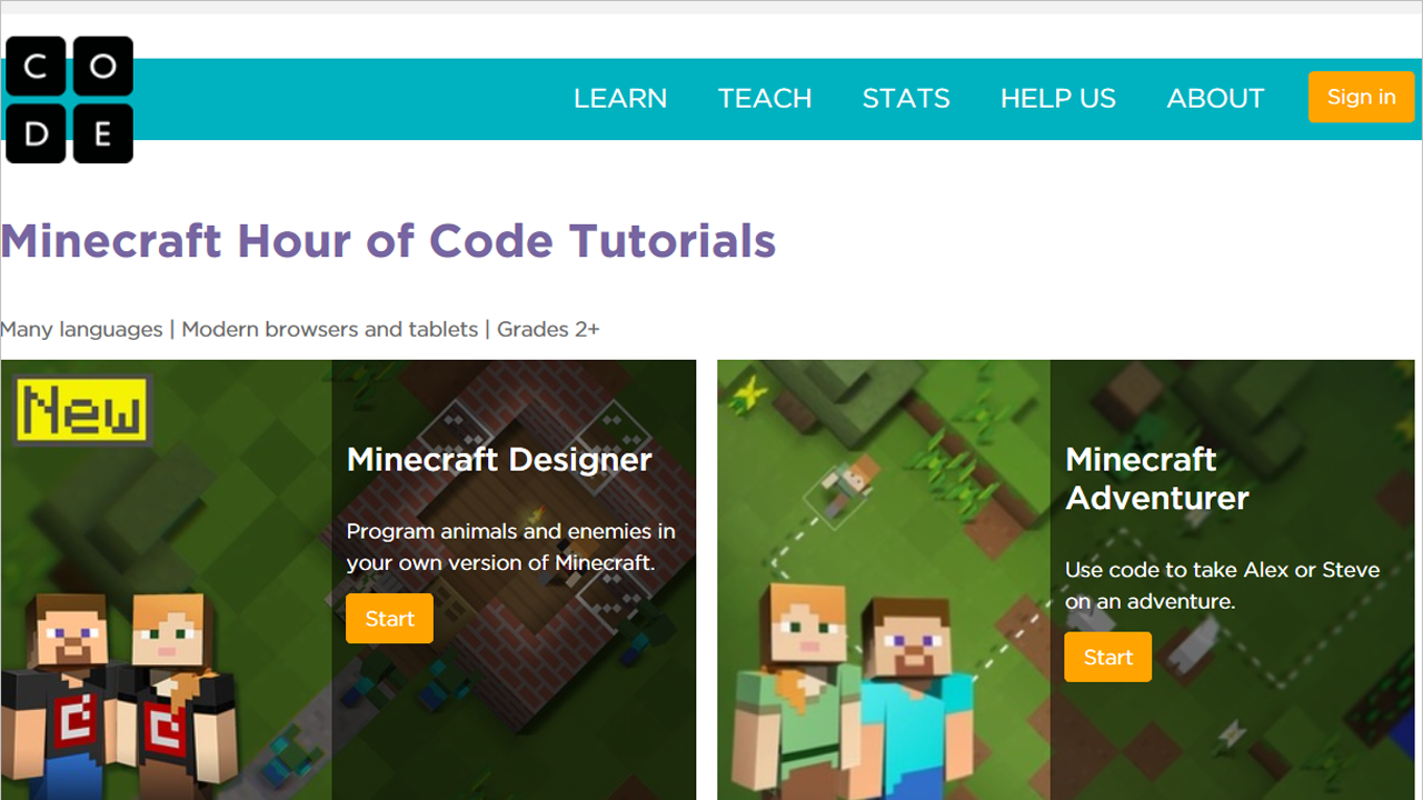 'Hour of Code' Lures Kids to Computer Science With ...