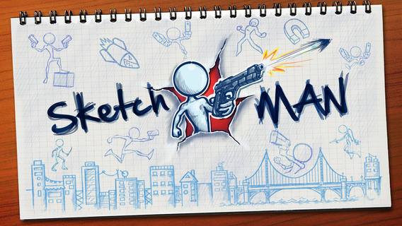 sketch-man-ios