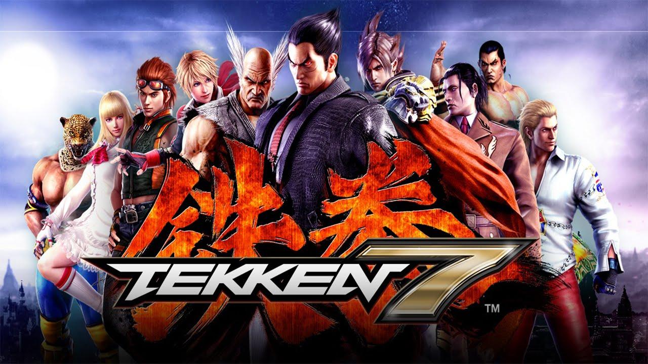 """tekken 7 - Tổng hợp 20 game """"bom tấn"""" năm 2017 (phần 3)"""