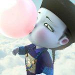 52 150x150 - Trọn bộ hình nền điện thoại nhân vật Cương Tiểu Ngư