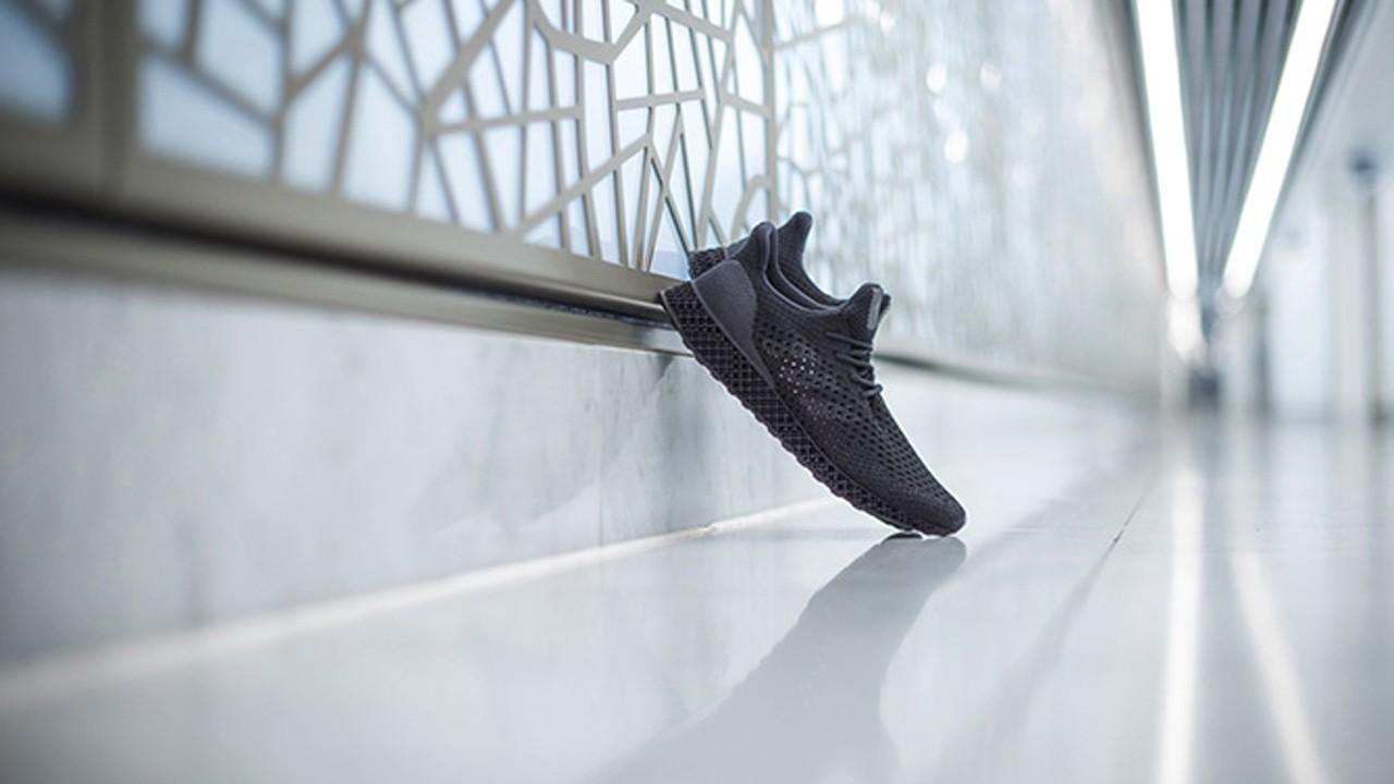 Adidas 3D runner giay in bang cong nghe 3D - Giày in bằng công nghệ 3D, tại sao không?