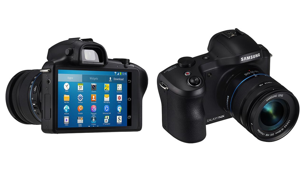 Android was initially planned to be an OS for digital cameras. - Bạn biết gì về hệ điều hành Google Android Things vừa ra mắt?