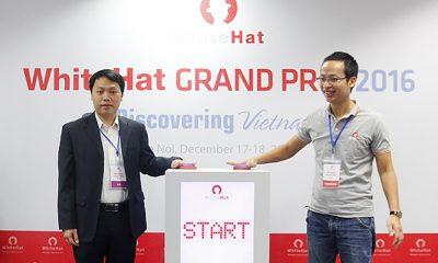 Khai mac WhiteHat Grand Prix 2016 400x240 - Việt Nam giành ngôi Á quân cuộc thi WhiteHat Grand Prix 2016 toàn cầu