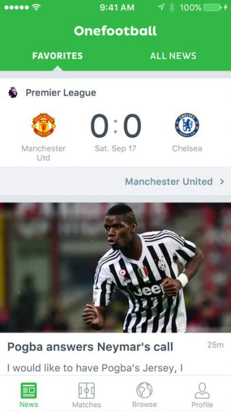 onefootball-for-ios