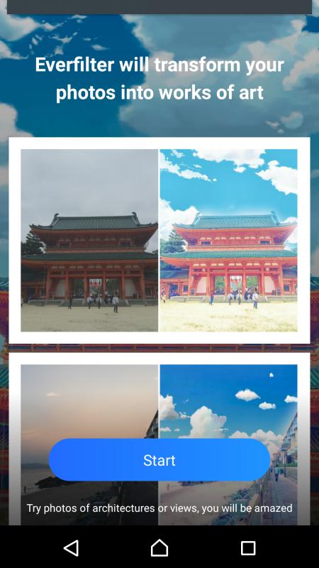 Screenshot 2016 12 10 14 02 04 450x800 - Xuất hiện trào lưu chỉnh sửa ảnh theo phong cách anime với Everfilter