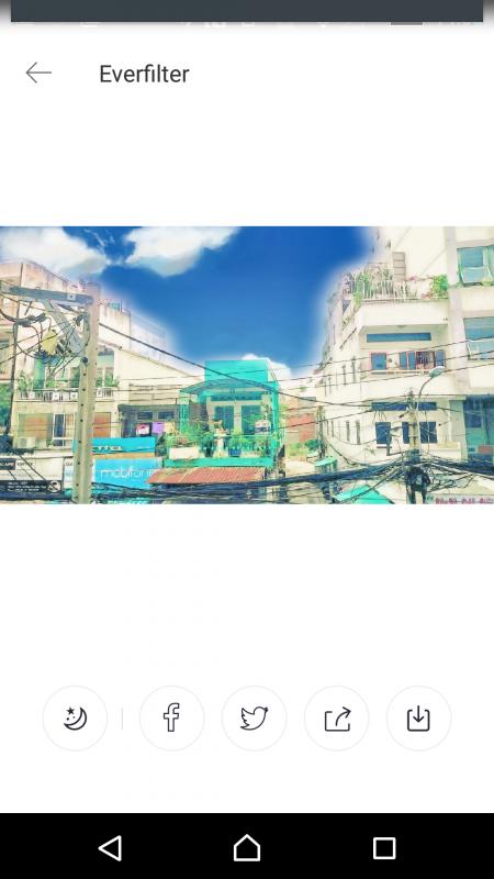 Screenshot 2016 12 10 14 05 13 450x800 - Xuất hiện trào lưu chỉnh sửa ảnh theo phong cách anime với Everfilter