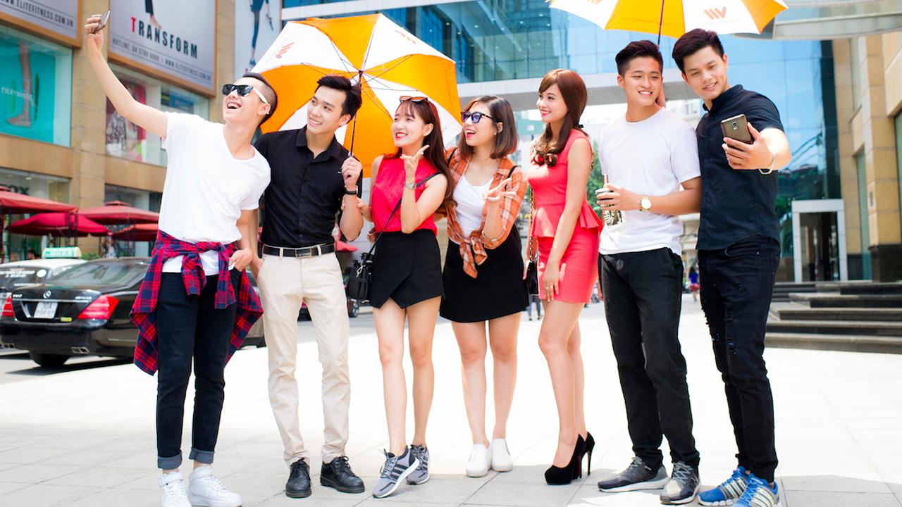 Vietnamobile - Nạp thẻ Vietnamobile, trúng chuyến du lịch Hàn Quốc