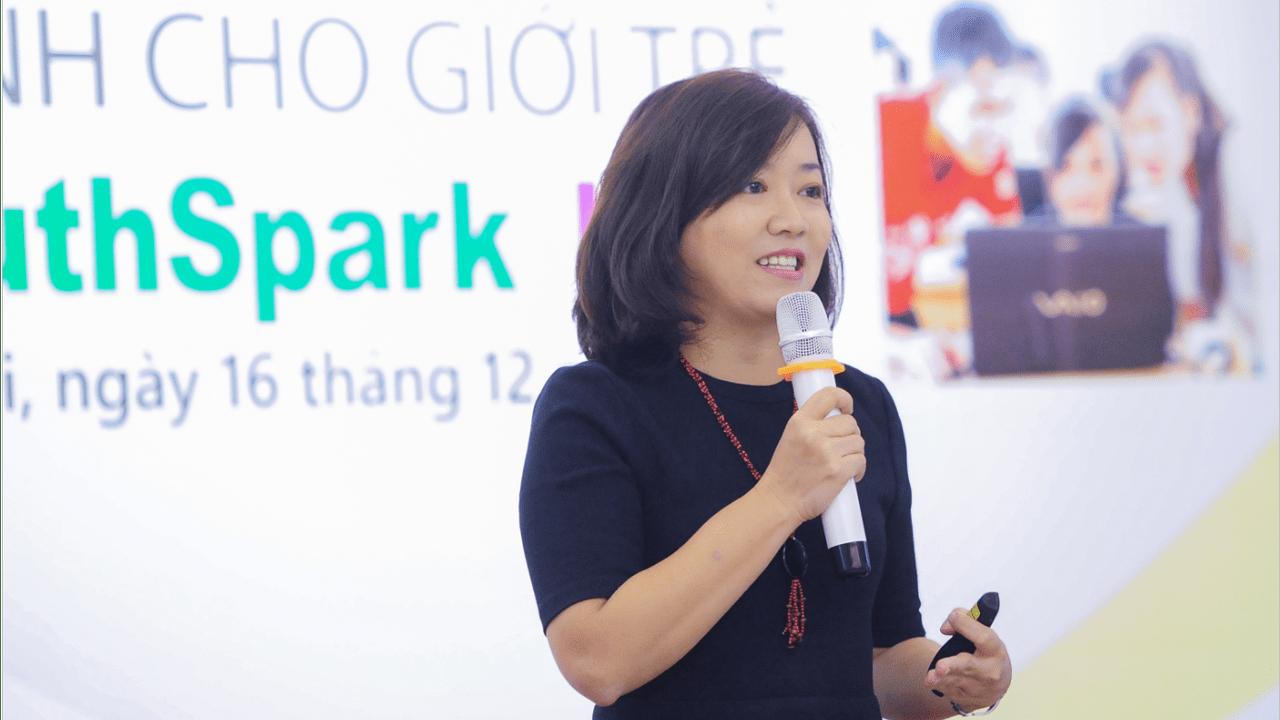 YPL01 - YouthSpark Live 2016: thúc đẩy thanh niên làm chủ công nghệ trong học tập và cuộc sống