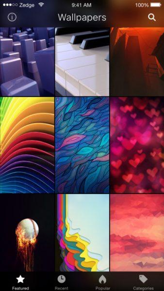 zedge-wallpapers