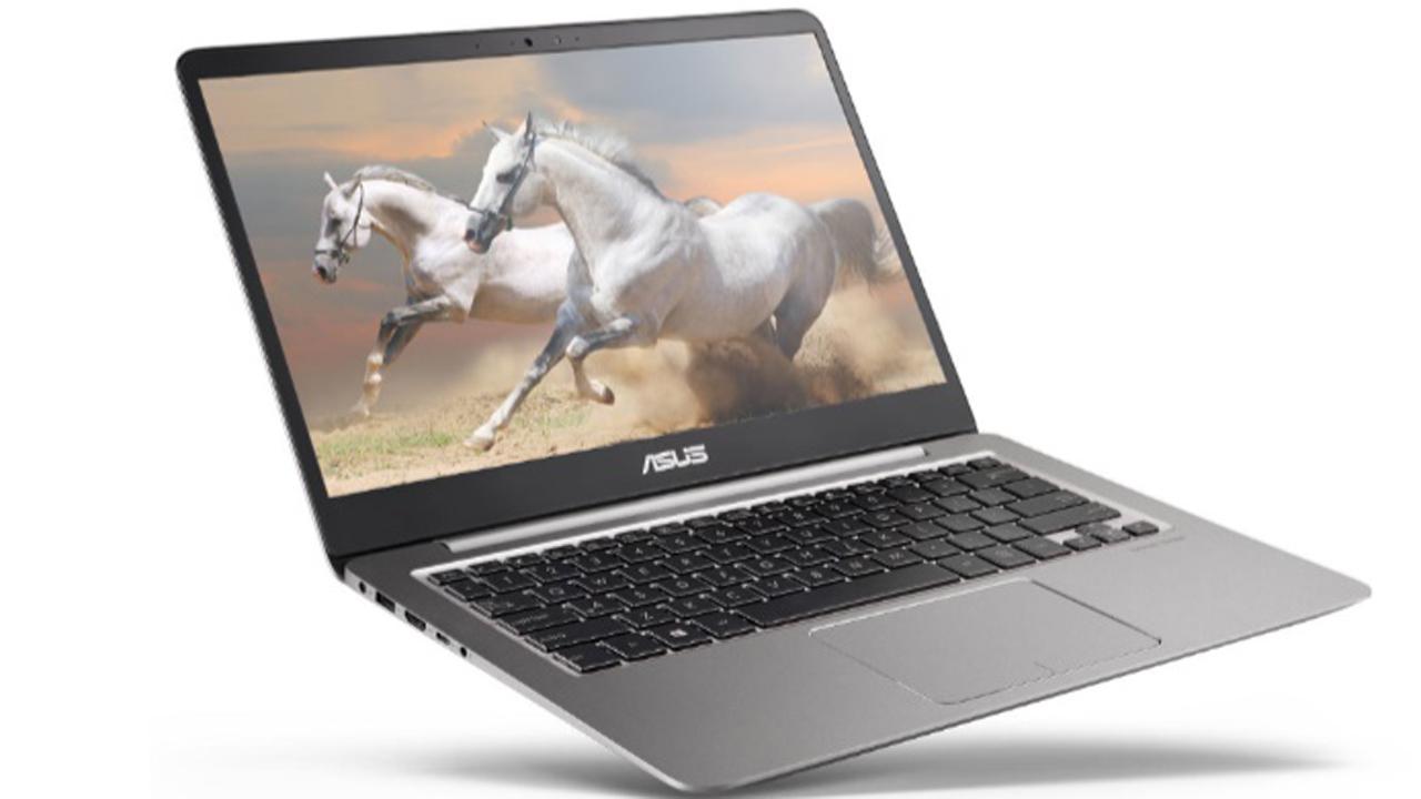 asus zenbook ux410 - ASUS ra mắt laptop siêu mỏng ZenBook UX410, giá 15,99 triệu đồng