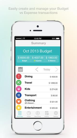 budget-expense-ios
