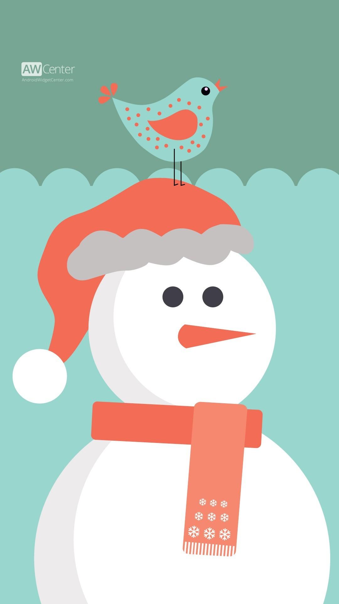christmas 1 - 50 ảnh nền Giáng Sinh cực dễ thương cho điện thoại